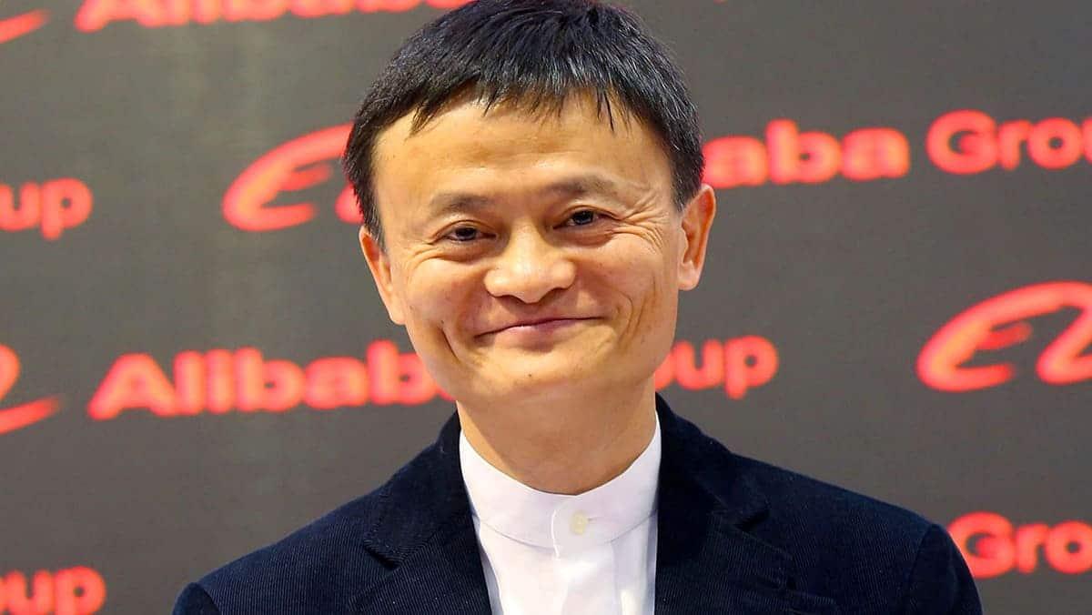 Jack Ma Taobao